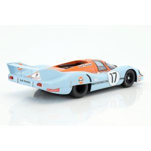 Siffert, Bell Porsche 917 LH #17 24h LeMans 1971 1/18