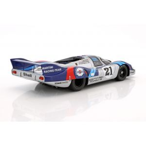 Larrousse, Elford Porsche 917 LH #21 24h LeMans 1971 1/18