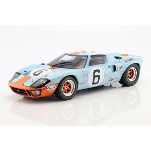 Ickx, Oliver Ford GT40 Mk I #6 Winner 24h LeMans 1969 1:12