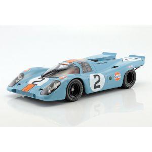 Rodriguez, Kinnunen, Redman Porsche 917K #2 Winner 24h Daytona 1970 1:12