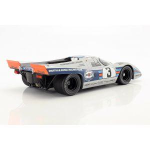 Elford, Larrousse Porsche 917K #3 Winner 12h Sebring 1971 1/12