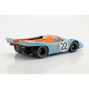 Hailwood, Hobbs Porsche 917K #22 24h LeMans 1970 1/12