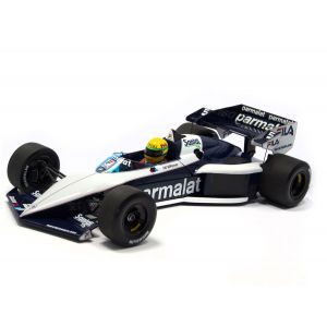 Brabham BMW BT52B 1983 Scale 1:18