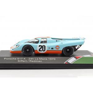 Siffert, Redman Porsche 917K #20 24h LeMans 1970 1/43