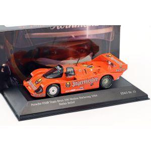 Stefan Bellof Porsche 956 Brun #1 3rd 200 Meilen Norisring 1984 1:43