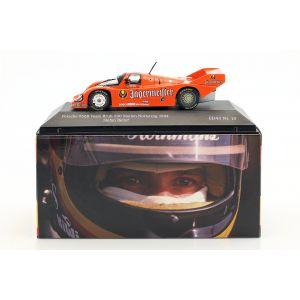 Stefan Bellof Porsche 956 Brun #1 3e 200 Miles Norisring 1984 1/43