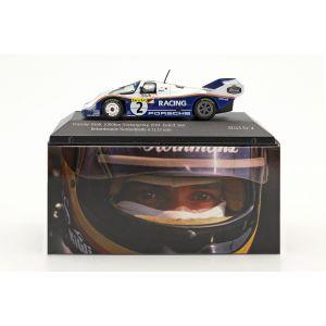Porsche 956K #2 Record de Nordschleife 6.11,13 min 1000km Nürburgring 1/43