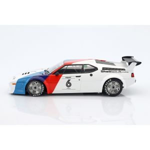 Nelson Piquet BMW M1 Procar #6 M1 Procar Series 1979 1/18