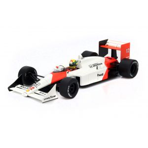 McLaren Honda MP4/4 Escala 1:18