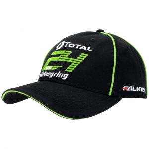 24h Race Cap Sponsor black