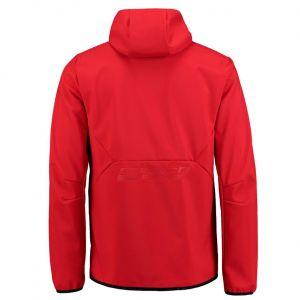 Scuderia Ferrari Veste Softshell rouge