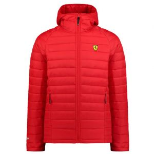 Scuderia Ferrari Jacket red