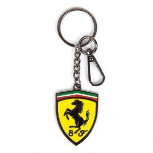 Scuderia Ferrari Keychain Metal