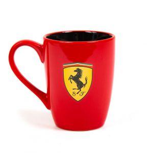 Scuderia Ferrari Tasse Scudetto rouge