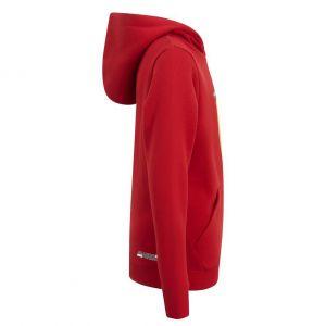 Scuderia Ferrari - Maglione con cappuccio per bambini