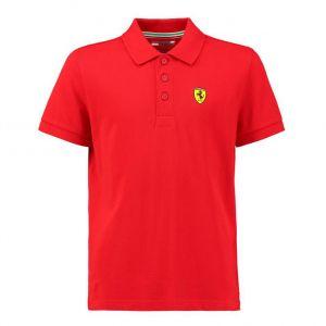 Scuderia Ferrari Classic Poloshirt Kids