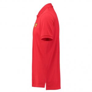 Scuderia Ferrari Classic Poloshirt rosso