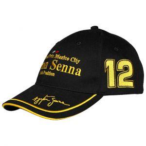 Ayrton Senna Cap Mexico GP