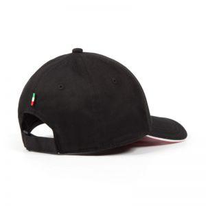 Gorra Scuderia Ferrari Classic negra