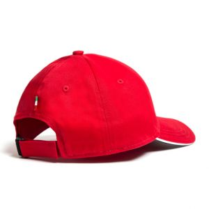 Gorra Ferrari Scuderia Classic roja