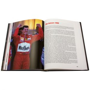 Michael Schumacher - Tutte le vittorie del campione del record