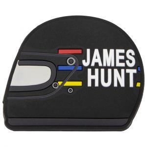 Calamita frigorifero del casco di James Hunt 1976