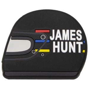 James Hunt Fridge Magnet Helmet 1976