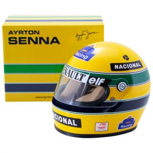 Casco Ayrton Senna 1994 Escala 1:2