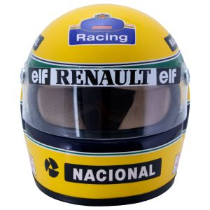 Ayrton Senna Helm 1994 Maßstab 1:2