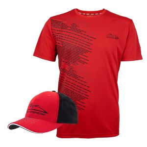 Produktbundle Michael Schumacher Speedline T-Shirt & Cap