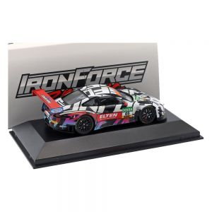 Porsche 911 (991) GT3 R #69 ADAC GT Masters 2018 Iron Force 1:43