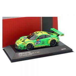 Porsche 911 (991) GT3 R #912 Gewinner 24h Nürburgring 2018 Manthey Racing 1/43