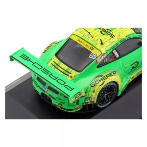 Porsche 911 (991) GT3 R #912 Ganador 24h Nürburgring 2018 Manthey Racing 1/43