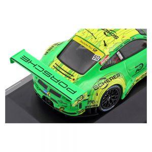 Porsche 911 (991) GT3 R #912 Vainqueur 24h Nürburgring 2018 Manthey Racing 1/43