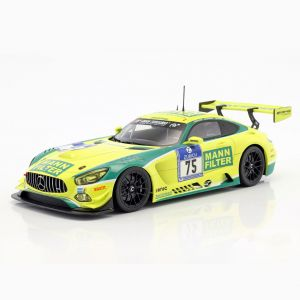 Mercedes-Benz AMG GT3 #75 6th 24h Nürburgring 2016 1:18