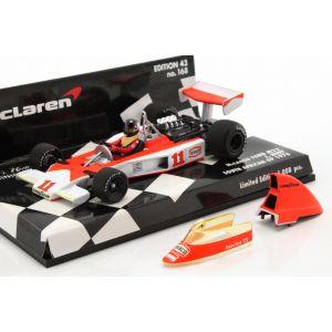 James Hunt McLaren Ford M23 GP Sudafrica Formula 1 1976 1/43