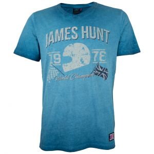 James Hunt T-Shirt Jarama