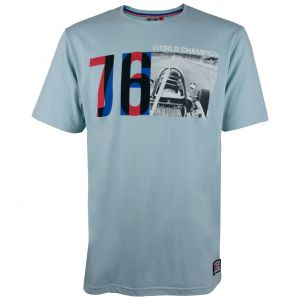 James Hunt Camiseta JH76