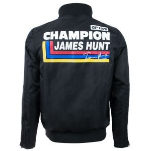 James Hunt Jacket Silverstone