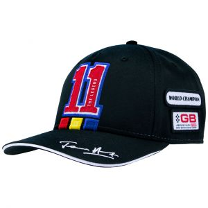 James Hunt Casquette Watkins Glen