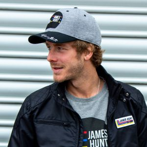 James Hunt Casquette Nürburgring