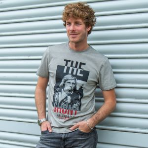 James Hunt Camisetas The Shunt