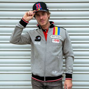 James Hunt Sweatjacke Watkins Glen
