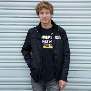 James Hunt Veste Silverstone