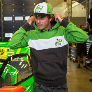 Sudadera con capucha 24h Race Fan