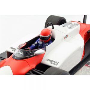 Niki Lauda McLaren MP4/1C #8 2º GP USA Oeste Fórmula 1 1983 1/18