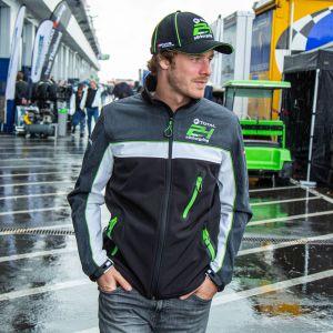 24h Race Softshell Jacket Sponsor