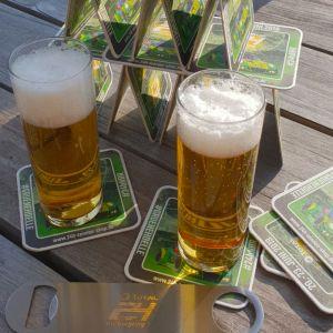 24h-Race Set Posavasos de Cerveza y Abrebotellas 2019