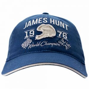 James Hunt Casquette Jarama