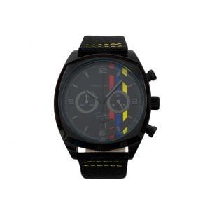James Hunt Chronograph schwarz